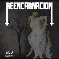 Reencarnacion – 888 Metal CD
