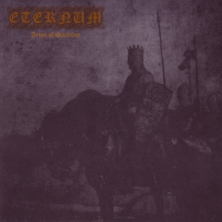 Eternum - Arms of Sacrifice CD
