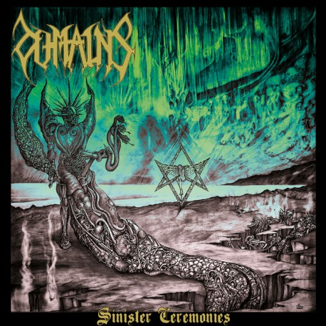 Domains - Sinister Ceremonies CD