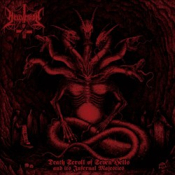 Hellvetron - Death Scroll Of Seven Hells And Its Infernal Majesties Digipak-CD