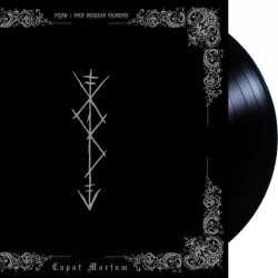 NYIÞ / Old Burial Temple - Caput Mortum LP (black)