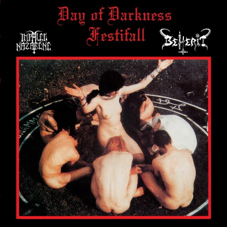 Impaled Nazare / Beherit - Day of Darkness Digipak-CD
