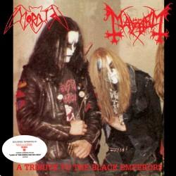 Morbid / Mayhem - A Tribute to the Black Emperors Digipak-CD