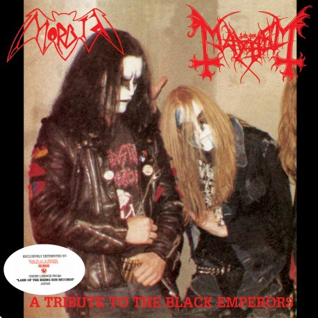 Morbid / Mayhem - A Tribute to the Black Emperors Digipak-CD