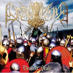 Graveland - Prawo Stali CD