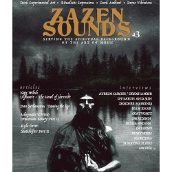ZaZen Sounds magazine Vol.3 w. Negative Plane, Bestia Arcana, Svartsinn, Inferno etc