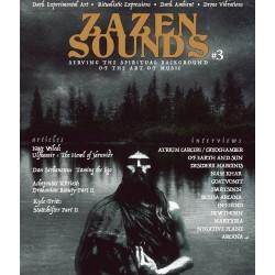 ZaZen Sounds magazine Vol.3 w. Negative Plane, Bestia Arcana, Svartsinn, Inferno etc