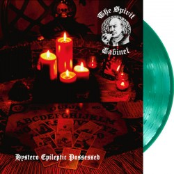Spirit Cabinet, The - Hystero Epileptic Possessed LP (green vinyl,  restock)