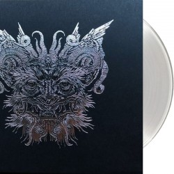Slidhr - The Futile Fires Of Man LP (clear vinyl)