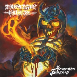 Dreadful Relic - Hyborian Sorcery CD