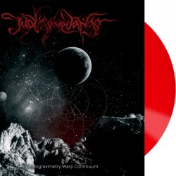 Jyotisavedanga - Thermogravimetry Warp Continuum LP (red vinyl)