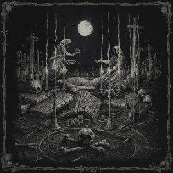Mortuary Drape - Necromantic Doom Returns Digibook CD