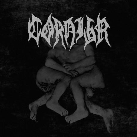 """Cornigr - Shroud of Satan / Death Trimorph 7""""EP"""