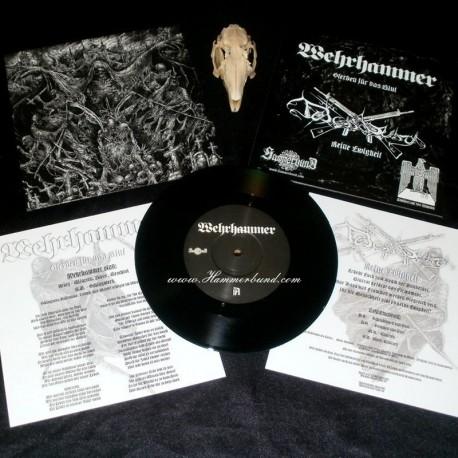 "Totenburg / Wehrahmmer - Split 7"" EP"