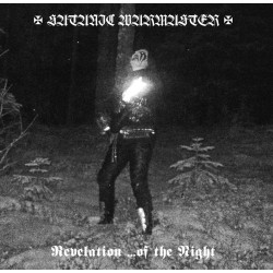 Satanic Warmaster - Revelation.. Of the night CD