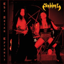 "Sabbat / Metalucifer - The Asian Tyrantz 7"" EP (restock)"