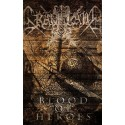 Graveland - Blood of Heroes demo TAPE
