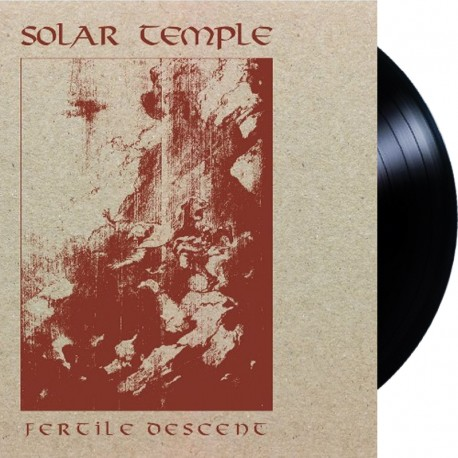 Solar Temple - Fertile Descent LP