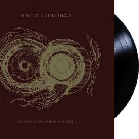 One Tail, One Head - Worlds Open, Worlds Collide LP