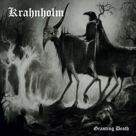 Krahnholm - Granting Death Dgipak-CD